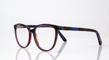 Load image into Gallery viewer, Eyre Purple | Purple & Blue Tortoiseshell | Size: 54-16-140