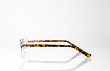 Load image into Gallery viewer, Augusta Gold | Gold & Tortoiseshell | Size: 55-17-140