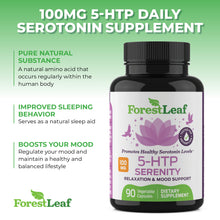 Load image into Gallery viewer, 5-HTP Serenity 100mg