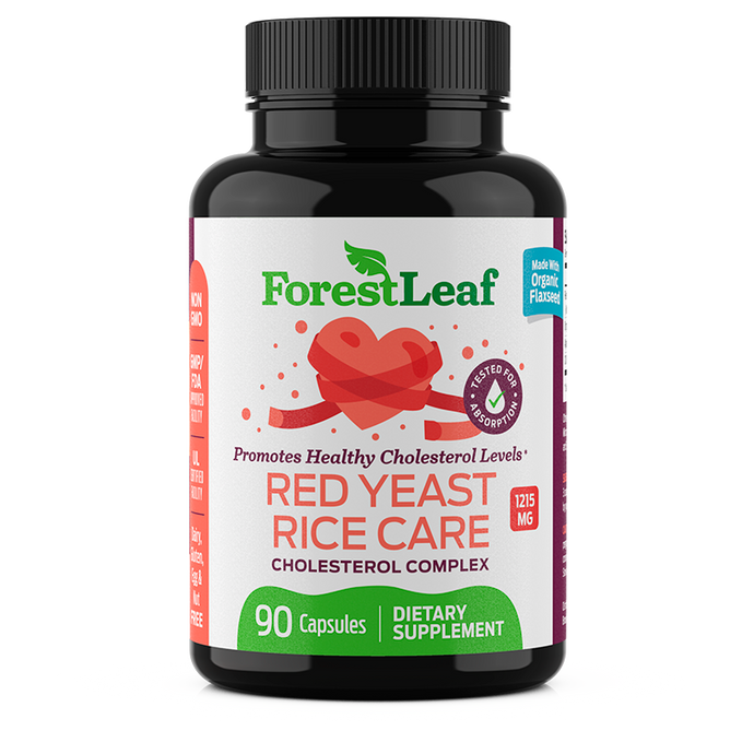 Red Yeast Rice Care