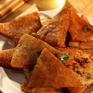 Leila's Fried Pita Chips
