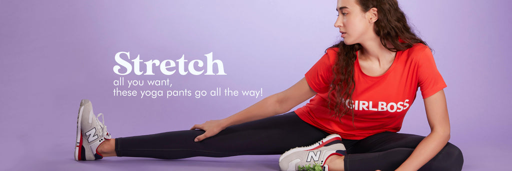 Activewear - Yoga Pant