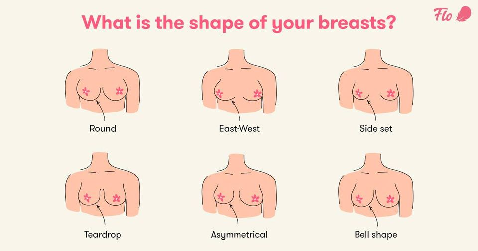 What is your shape of your breasts