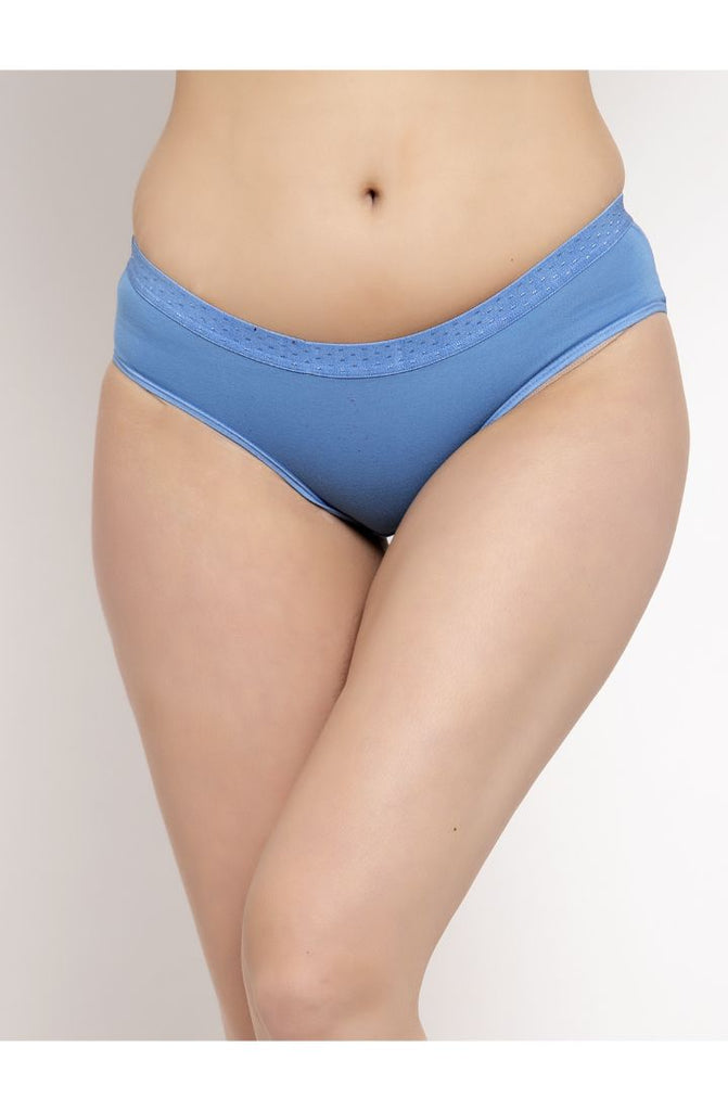 Shop for Pacific Blue Hipster Brief 3 PC Pack Solid Colors