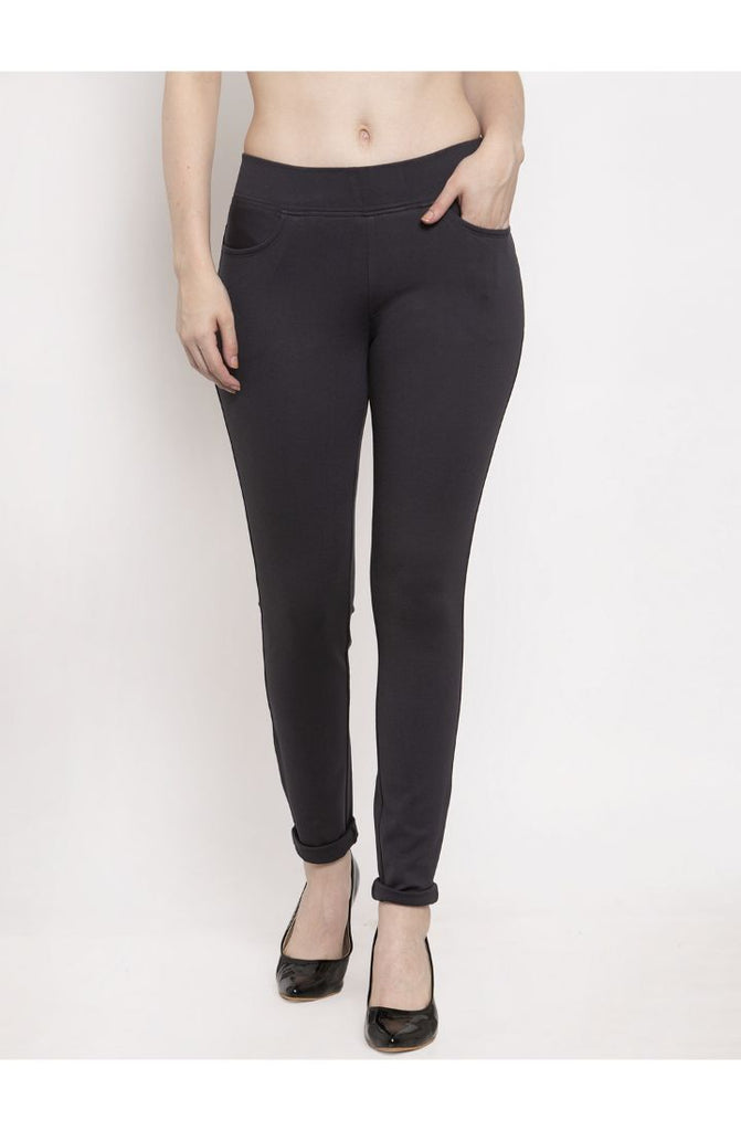 Dark Grey trousers for girl