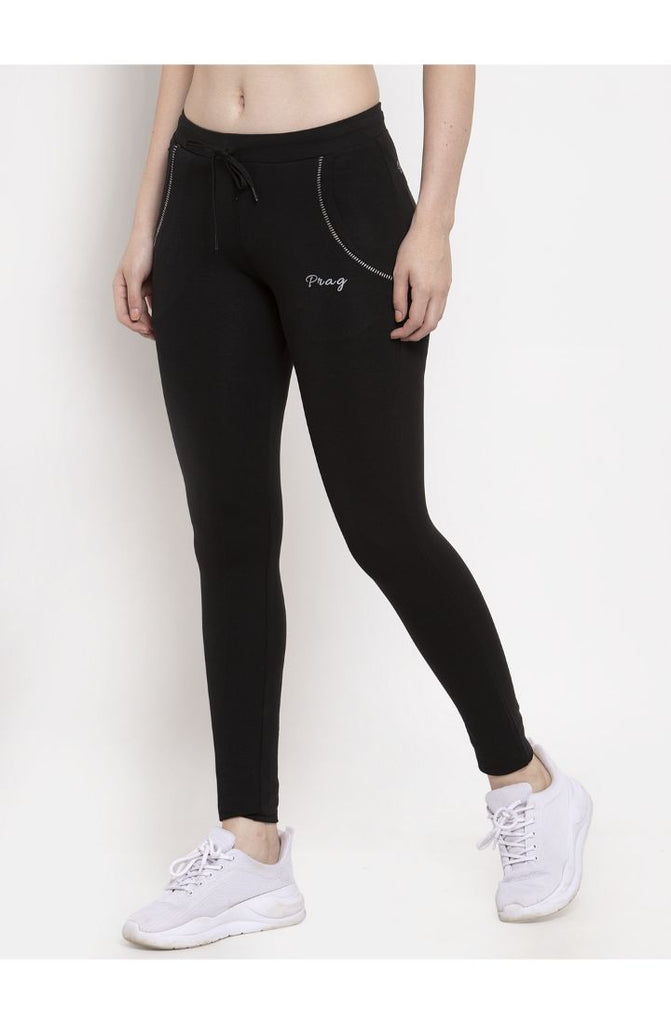 black yoga pants online