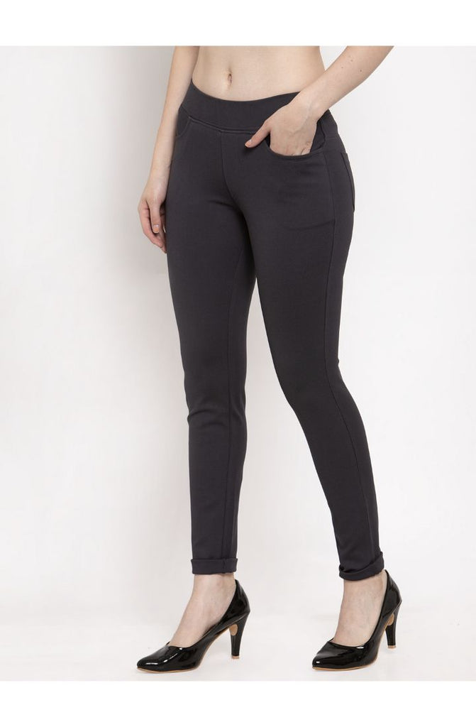 Shop Dark Grey trousers for girl