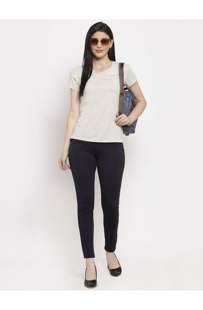 Buy Navy ladies pants online