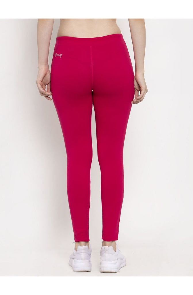 Shop for Pink Cotton Yoga Pant