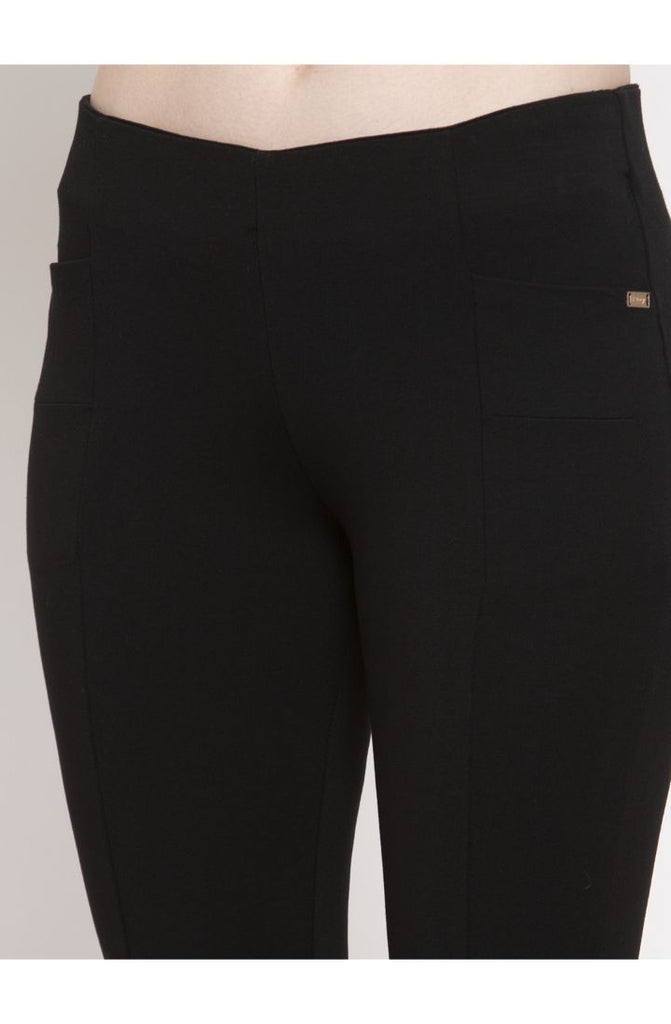 Black women trouser pant