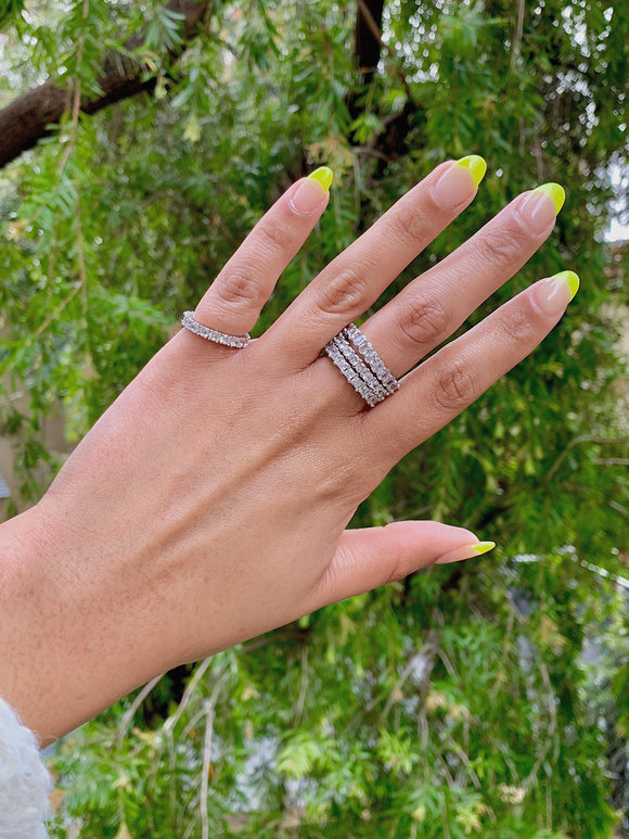 Bel Air Ring Set
