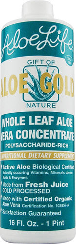 Aloe Gold Aloe Juice Concentrate