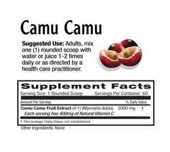 Camu Camu Powder Facts