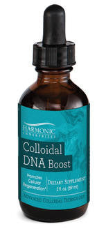 Colloidal DNA Boost