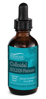 Colloidal Golden Platinum