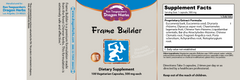 Frame Builder with Eucommia