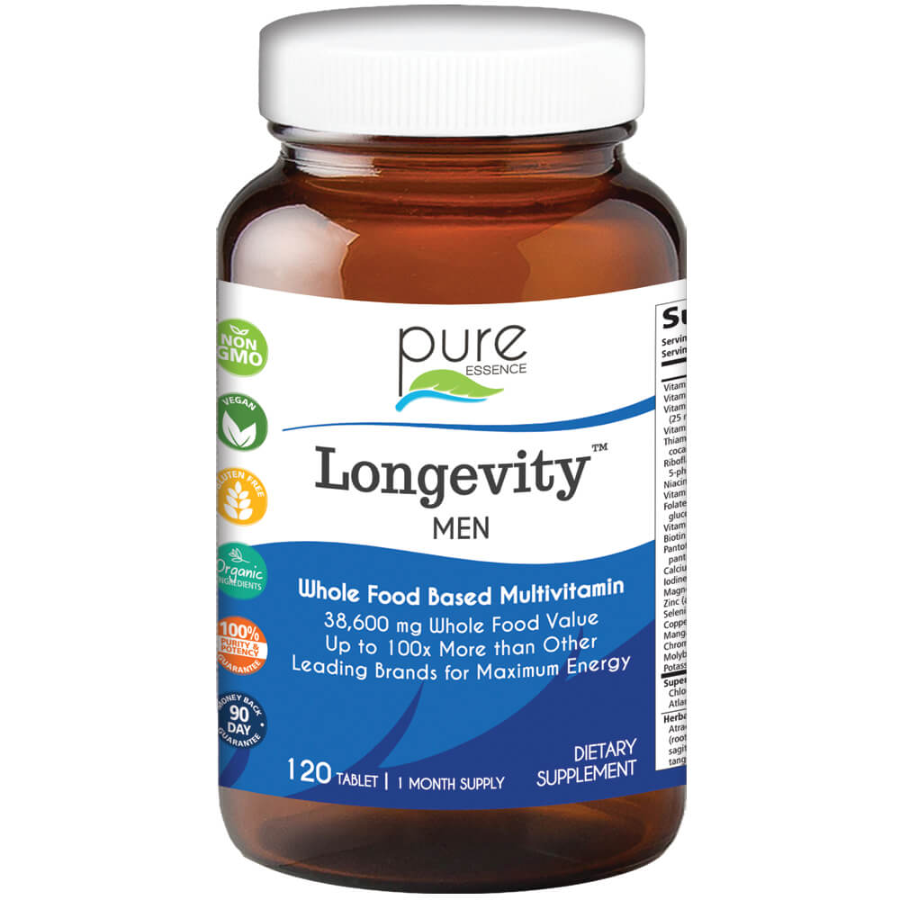 Longevity Men Multivitamin