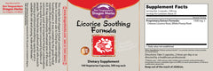 Licorice Soothing Formula