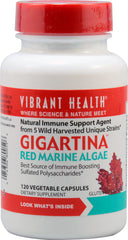 Gigartina Red Marine Algae