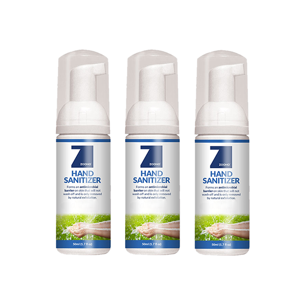 Hand Sanitizer 3 Pack