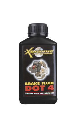 Xeramic/XPS Brake Fluid DOT4 250ml