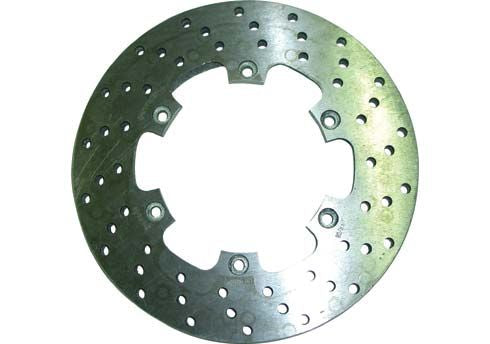 Parolin BRAKE DISC SELF-VENTILATED 200X12MM - OM. N. 214/FR/08 AND 213/FR/08
