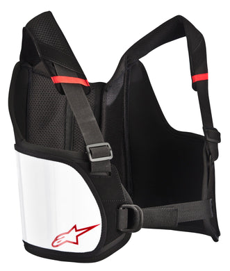 A/STARS - KIDS BIONIC RIB SUPPORT-BLACK/WHITE
