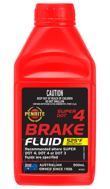 Brake Fluid Super Dot 4