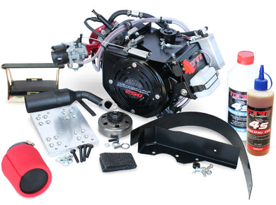 TORINI SUPERMAXX - COMPLETE ENGINE KIT
