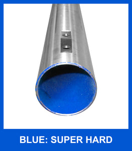 Axle 50mm x 1040mm BLUE Super Hard ProDezine