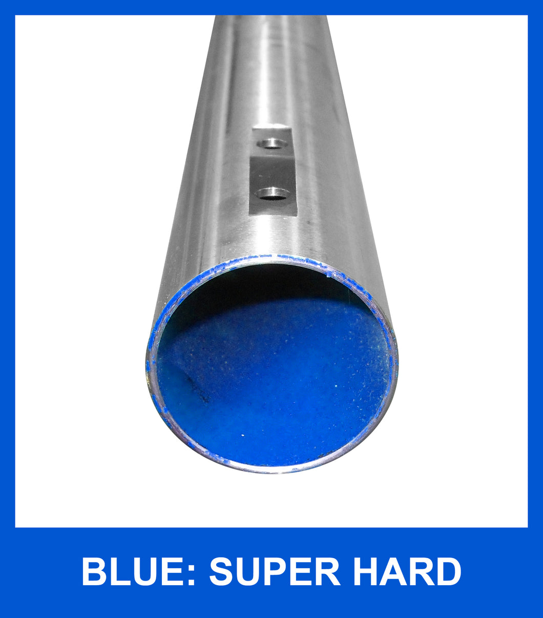 Axle 50mm x 1030mm SuperHard - BLUE