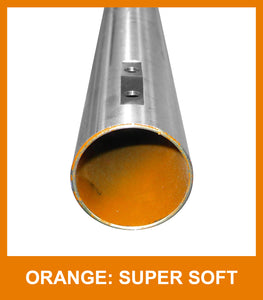 Axle 40mm x 1040mm ORANGE Super Soft ProDezine