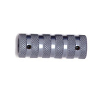 Pedal Grip - Anti-Slip Knurled Cylinder - each