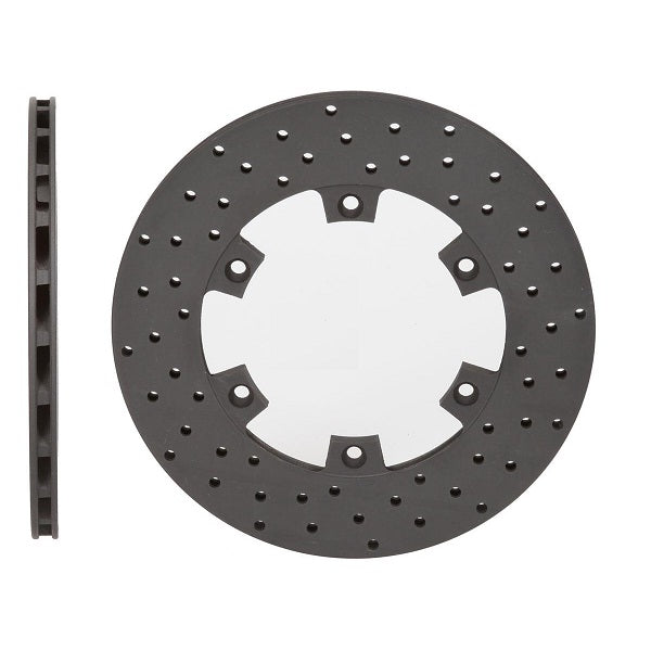 Ventilated Brake Disc Drilled 210x12mm