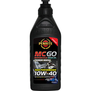 Penrite 10w40 Gear Oil 1L