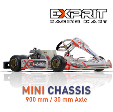 EXPRIT MINI CHASSIS 900mm 30mm Axle