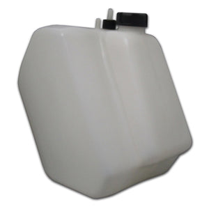 7.5 Ltr Fuel Tank - Black Cap