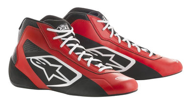 A/STARS -TECH 1-K START BOOTS-RED/BLACK/WHITE-35