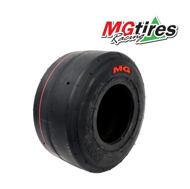 MG Tyre Red - Front