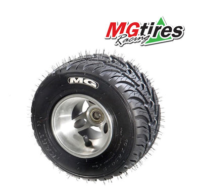 MG WT Wet - Front Tyre TAG/X30/KZ
