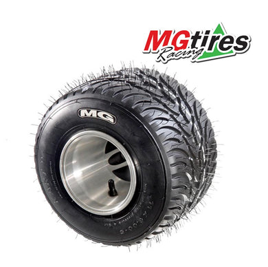 MG WT Wet - Rear Tyre TAG/X30/KZ
