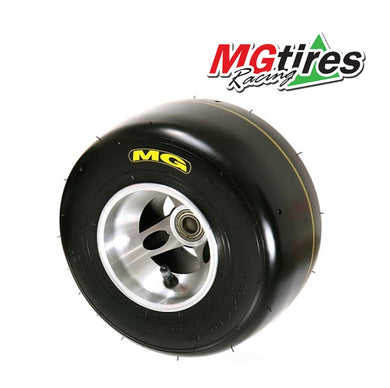 MG Yellow - Front Tyre TAG/X30/KZ