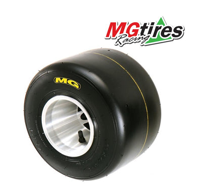 MG Yellow - Rear Tyre TAG/X30/KZ