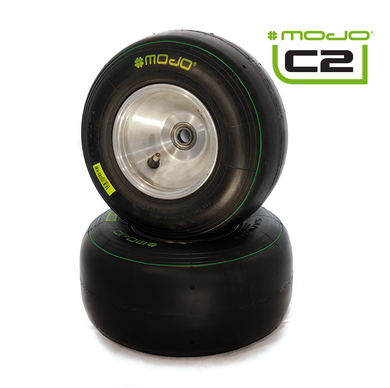 MOJO C2 Rear Tyre - MICRO/MINI MAX
