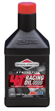 AMSOIL B&S 4T Synthetic Racing Oil