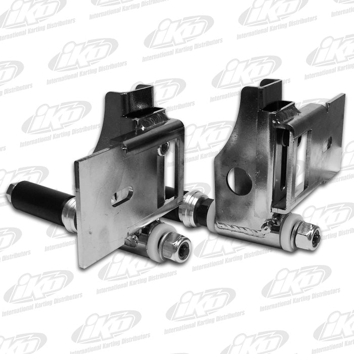 Plastic Rear Crashbar Mount Kit 28mm