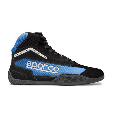 Sparco Gamma KB-4 Kart Boot Black/Blue (NRCE) - 48
