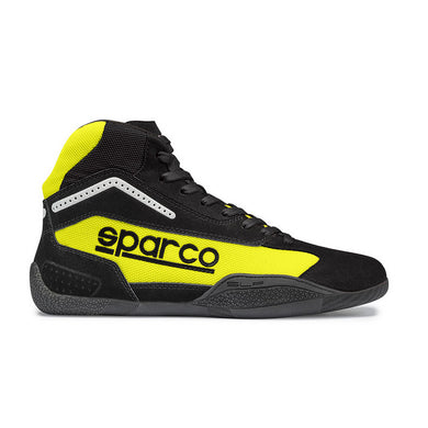 Sparco Gamma KB-4 Kart Boot Black/Yellow (NRGF)-26