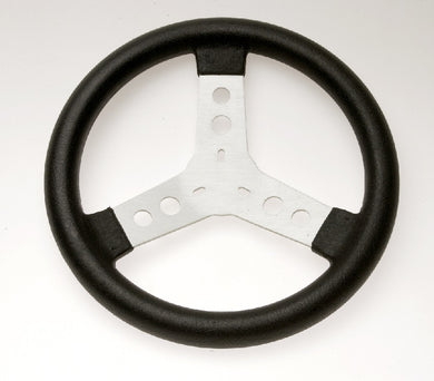 Steering Wheel - Polyurethane 300mm Black