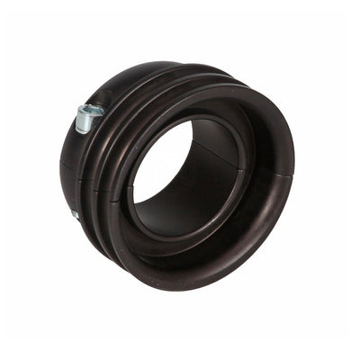 Axle Pulley 40mm for Water Pump - Black